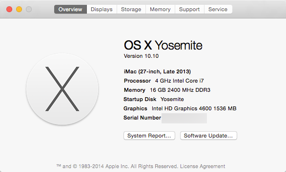 Yosemite Success!